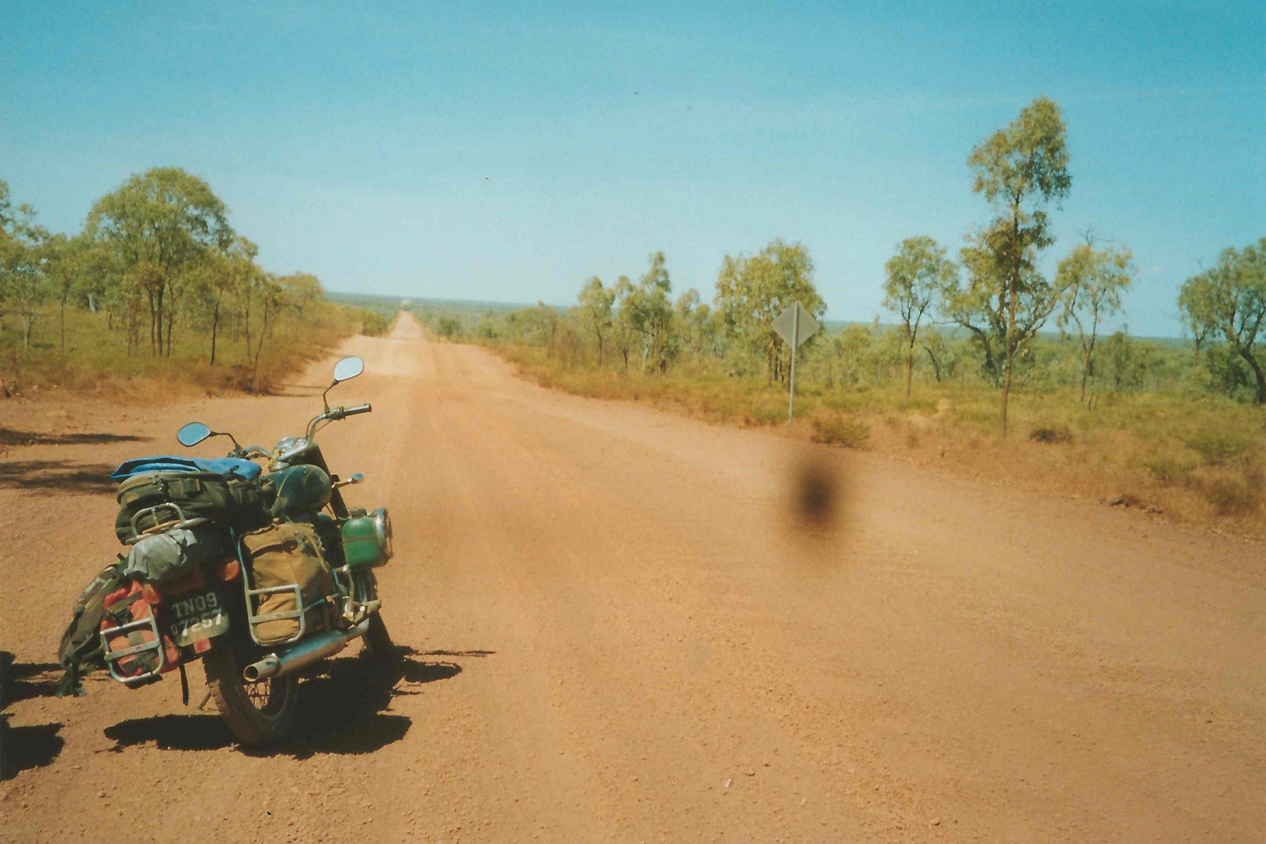 le road trip de Jacqui Furneaux