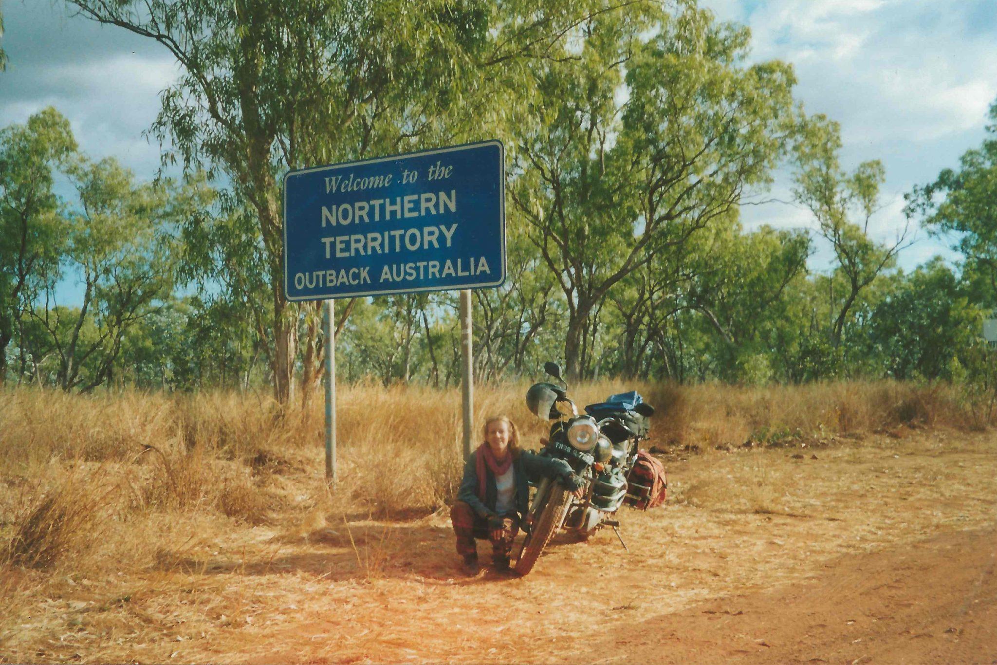 détour par l'Australie