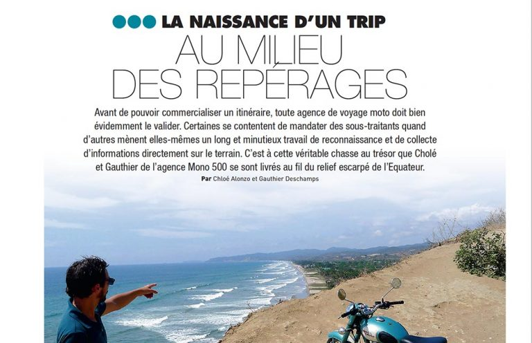 Road trip mag #32 Équateur