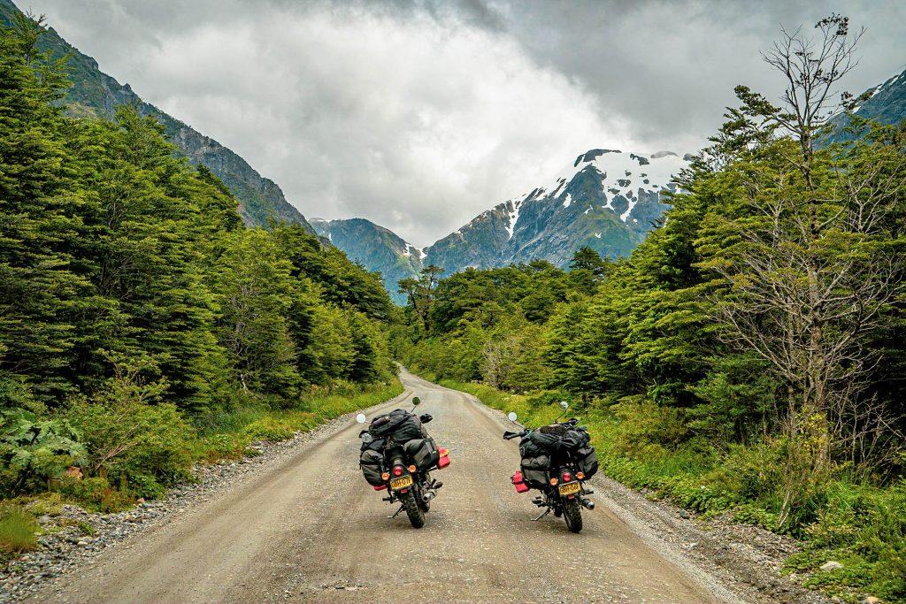 Voyage moto en Amérique du sud