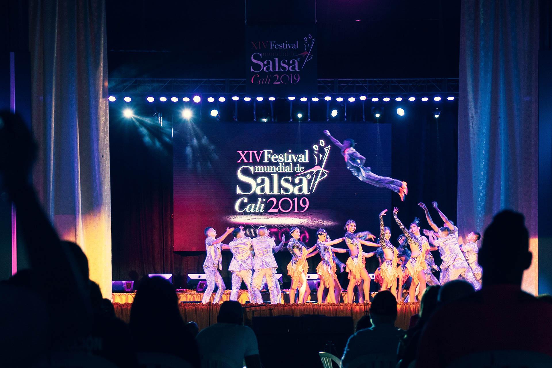Festival Salsa Colombie
