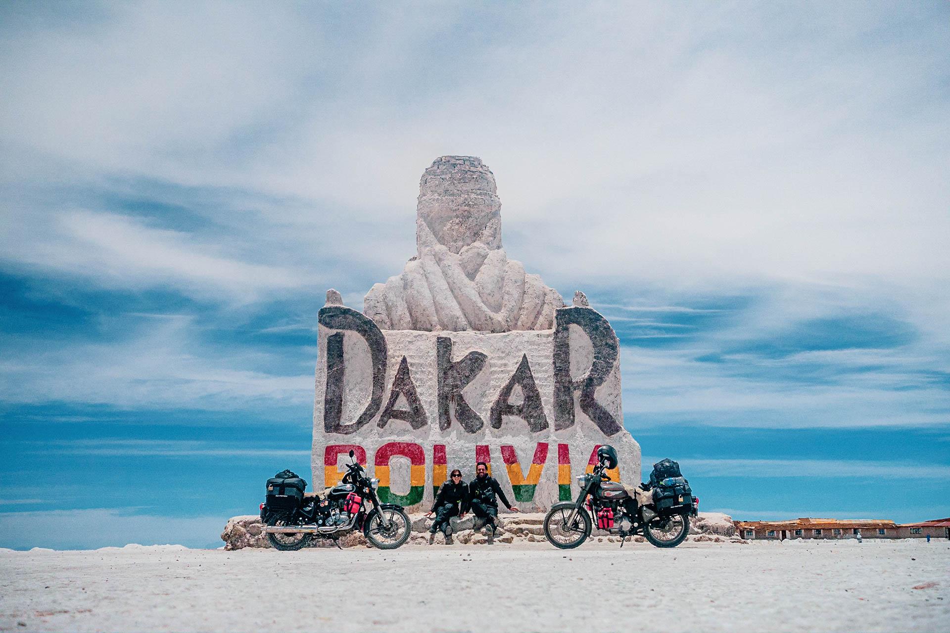 Rallye Dakar Bolivie