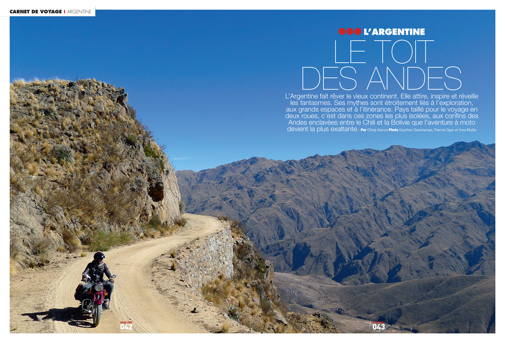 Road Trip Mag #24 Argentine