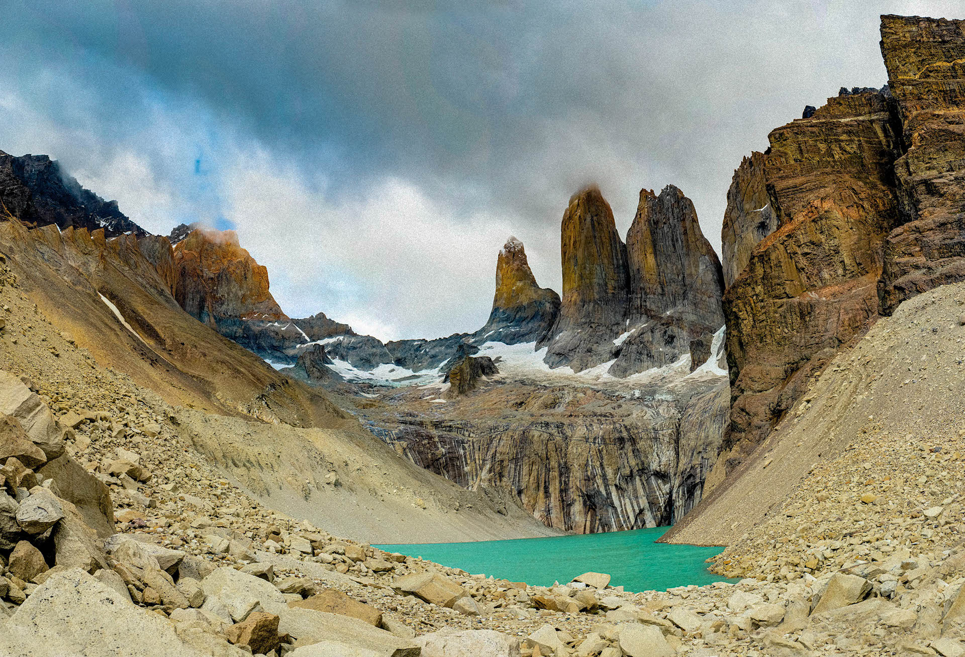 Fitz Roy, parc national Argentin