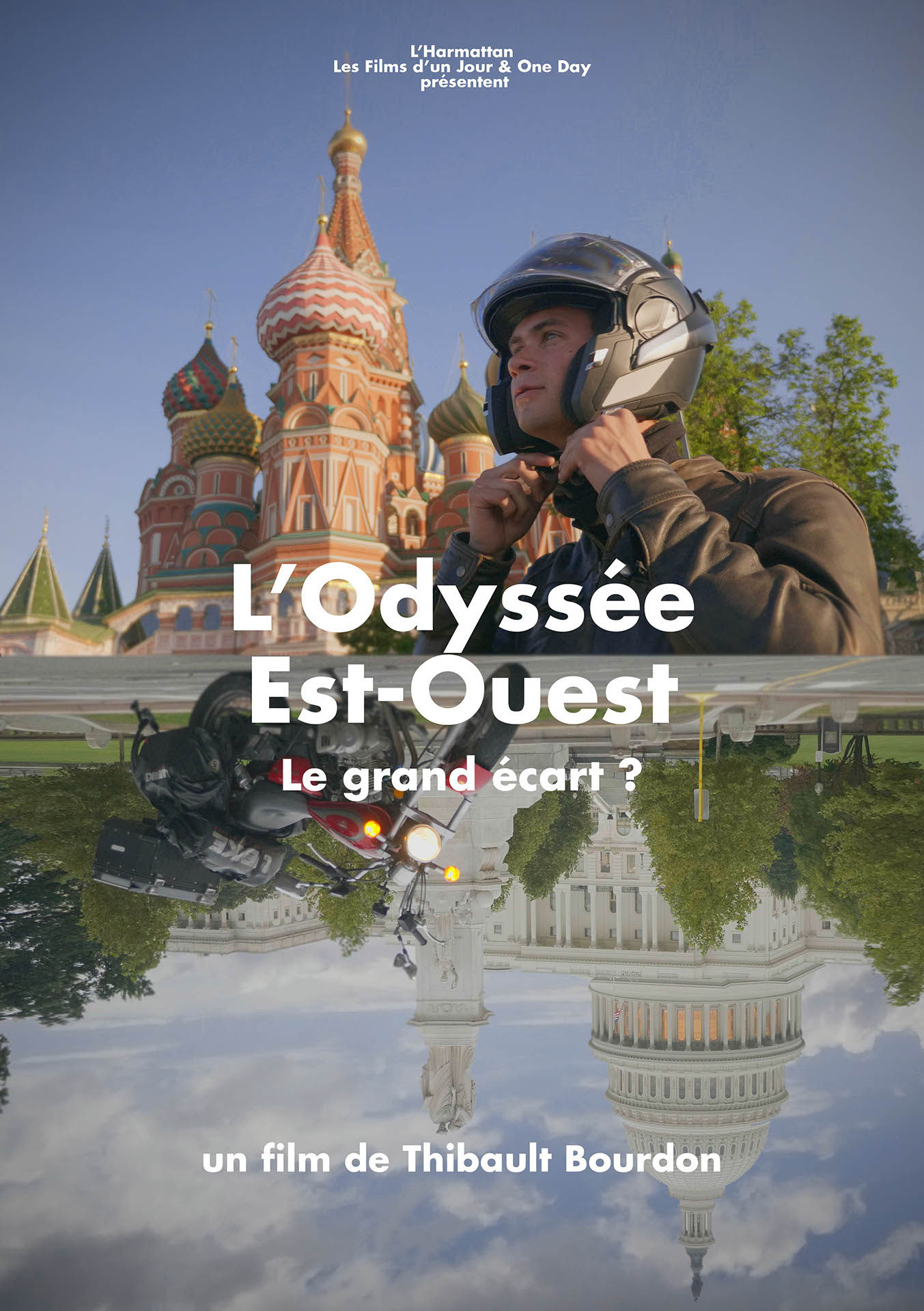 Affiche du film de Thibaul Bourdon