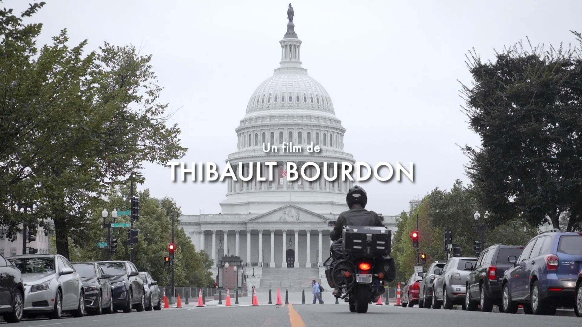 Documentaire moto géopolitique Thibault Bourdon