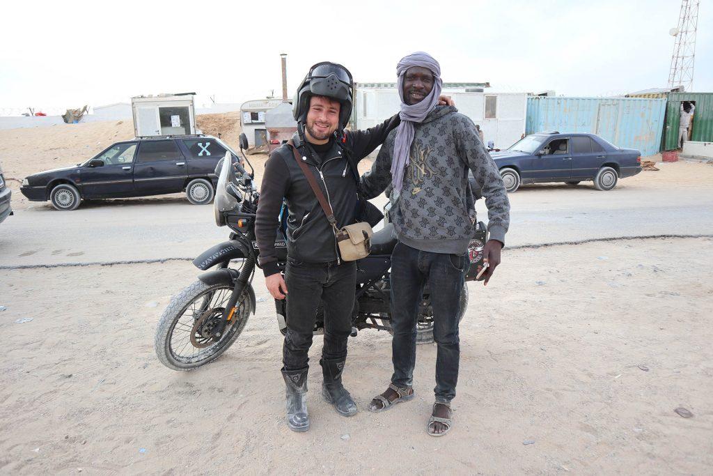 Un continent à explorer: le road trip moto d'Erwan en Afrique!