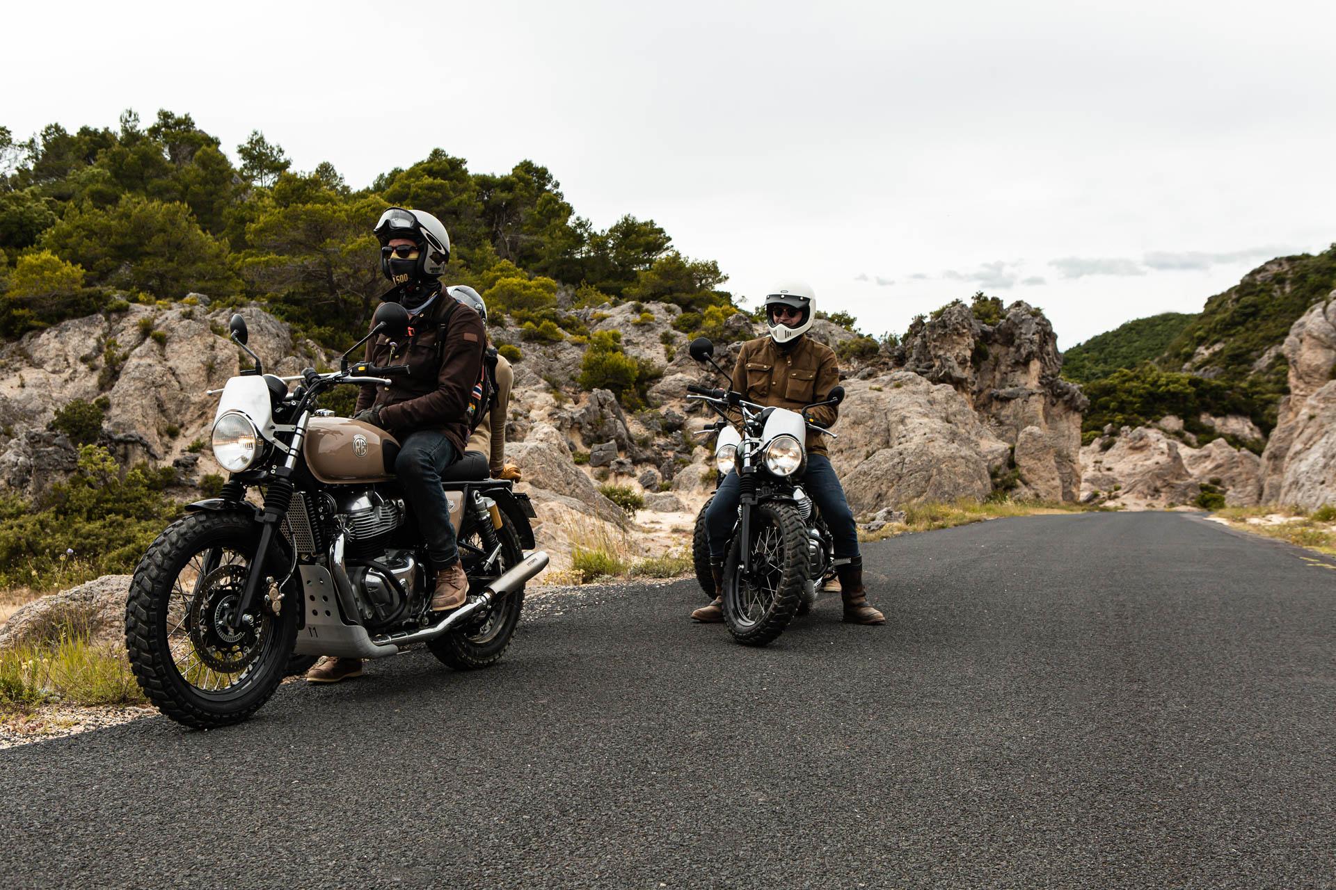 hôtes roadtrip moto