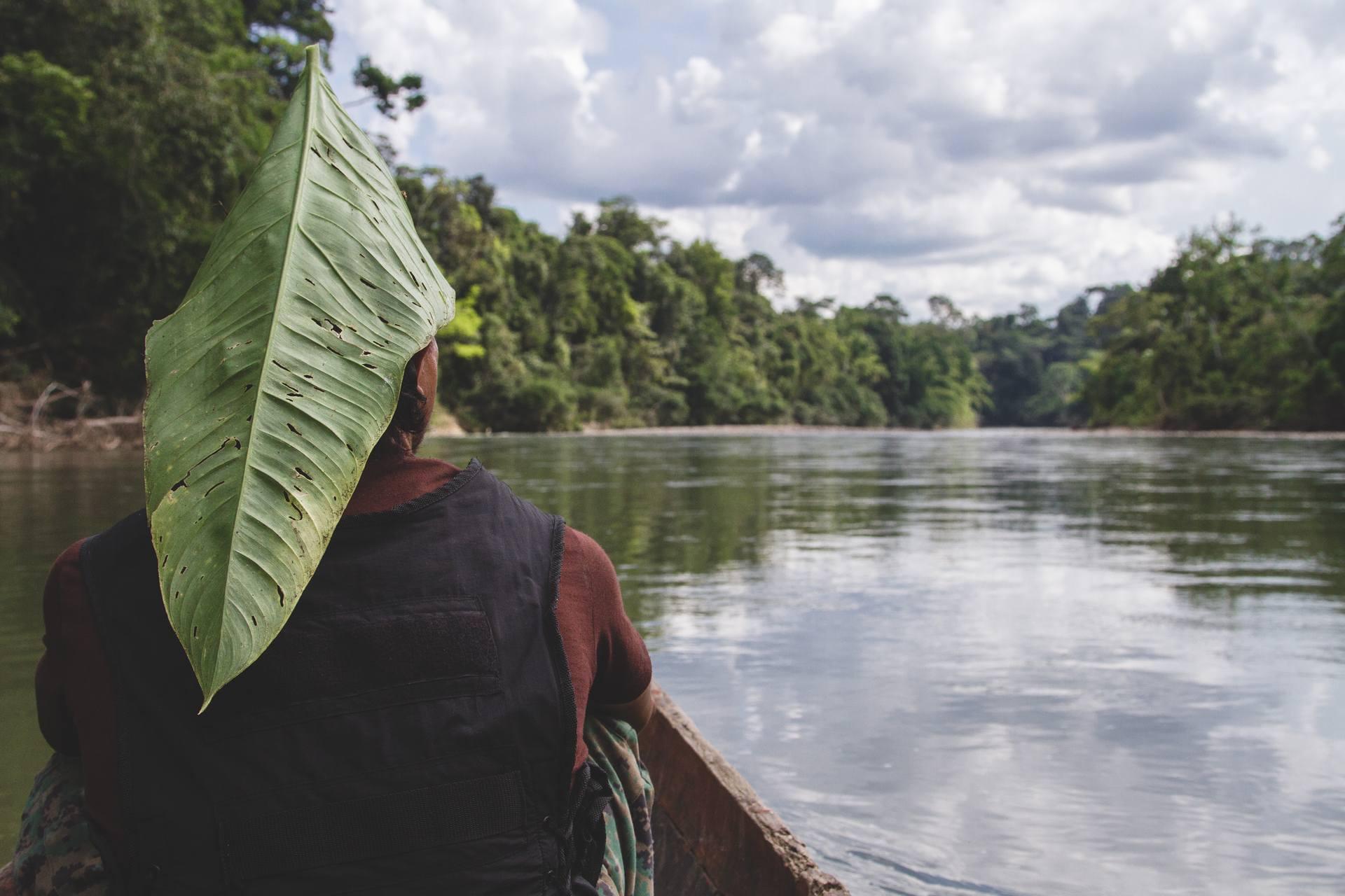 descente de l'amazonie - voyage aventure