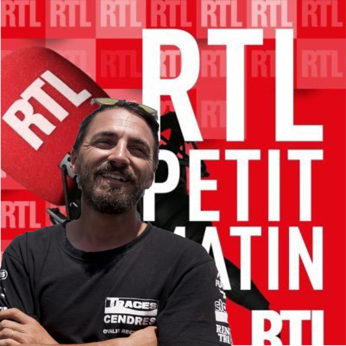 [Radio] Interview d'Yves depuis l'Équateur sur RTL ce matin.