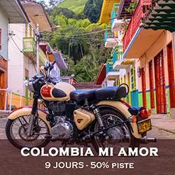 La Colombie: Un repérage haut en couleur